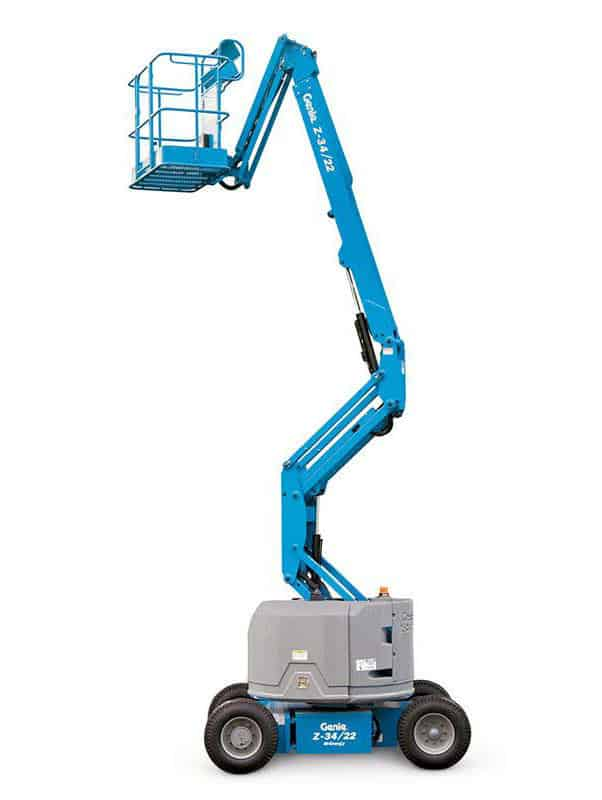 Knuckle Boom Electric 34ft (10.62m) Genie-Z34