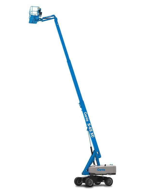 Straight Boom Diesel 65ft (19.81m) Genie-S65